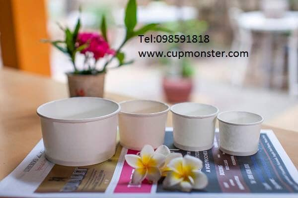 Cambodian ice cream cup supplier